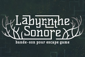 Bande-son pour Escape Game Logo
